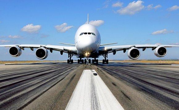 Авиаперелеты на Airbus A380