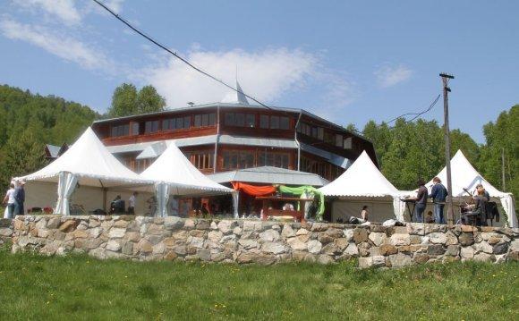 База отдыха Кругобайкальская
