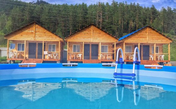Горный Алтай : Базы отдыха