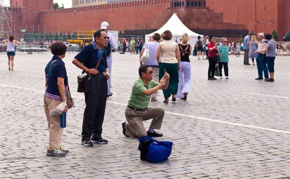 Интерес китайских туристов к