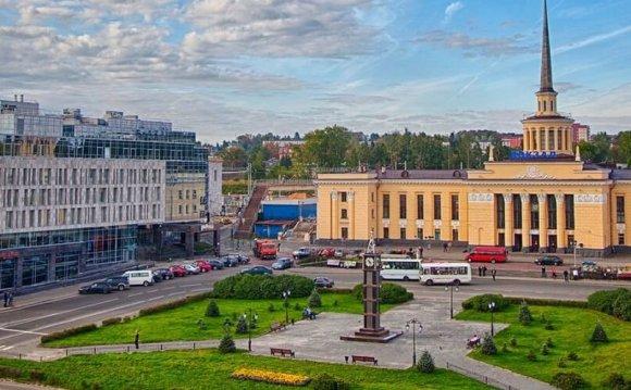 Петрозаводск — отдых