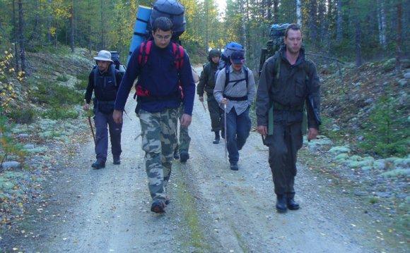 походы в Карелии 2015