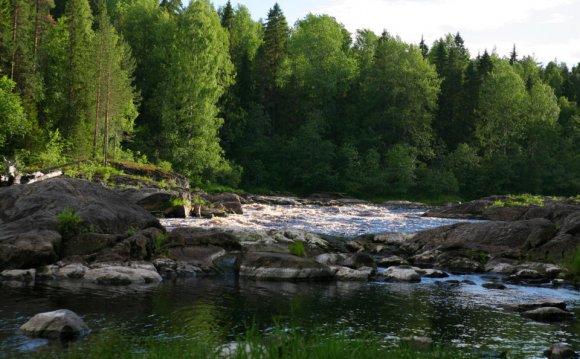 Реки Карелии | Тестовый сайт