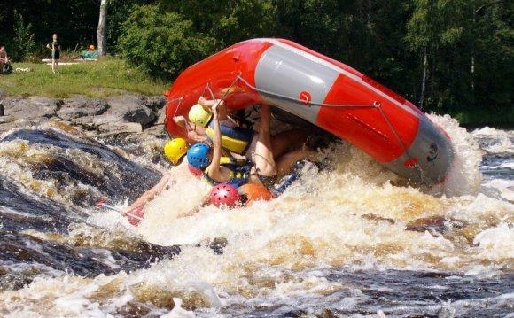 Сплав по реке Нижняя Шуя 2 дня