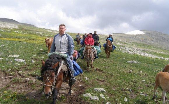 Туристические маршруты Алтая