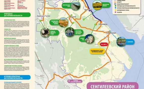 Главные туристические маршруты